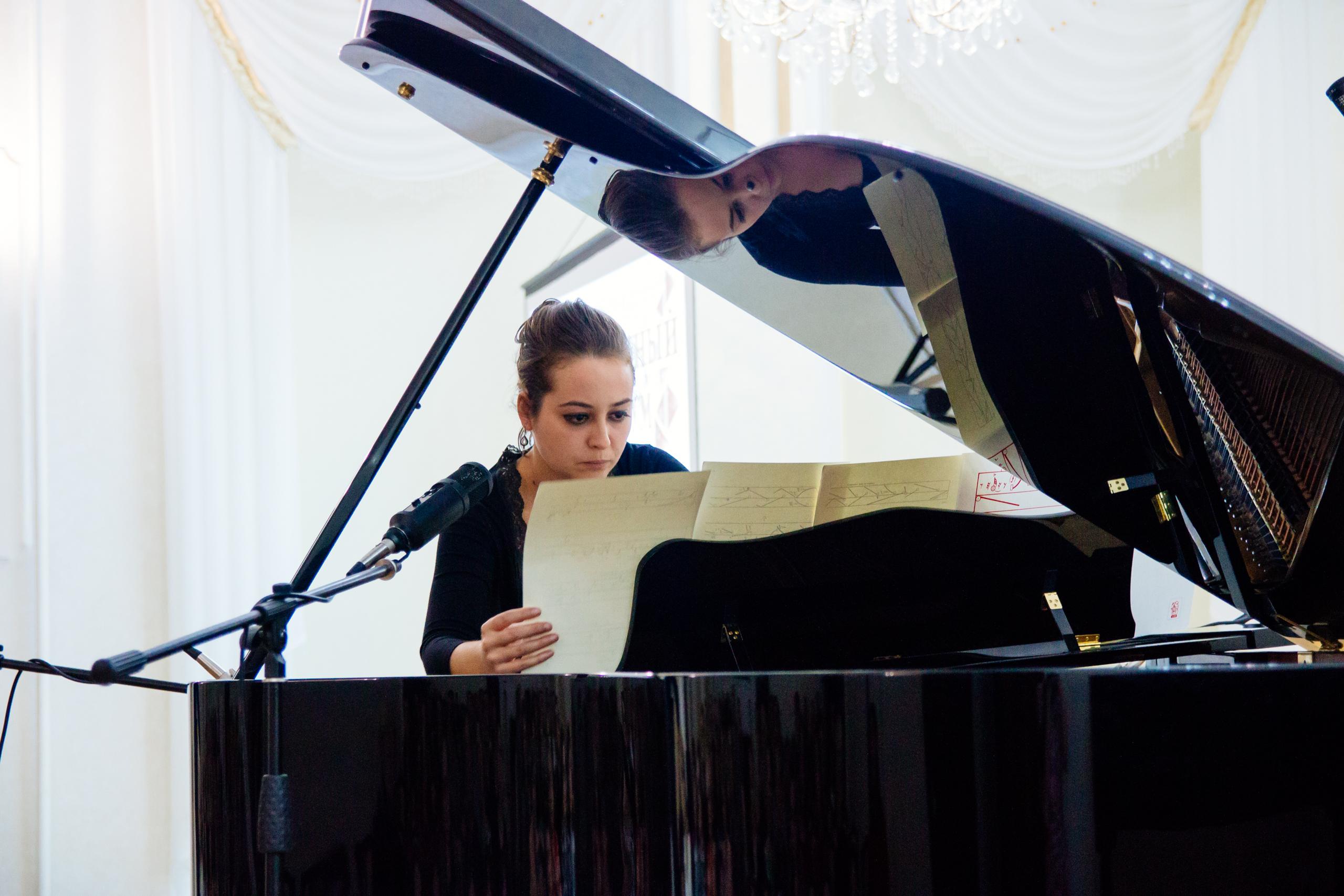 Chiara Saccone - Tomsk Music College 2017