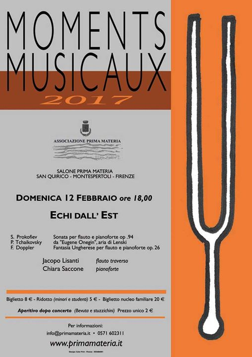Moments musicaux chiara saccone - Tavola posizioni flauto traverso ...